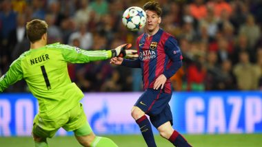 Lionel Messi Birthday Special: A Look at Five Best Goals by the Six-Time Ballon d'Or Winner