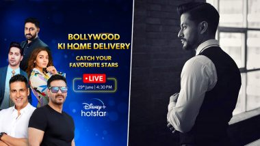 Kunal Kemmu Takes A Subtle But Classy Dig At Disney +Hotstar For Not Including Him In Virtual Press Conference (View Tweet)