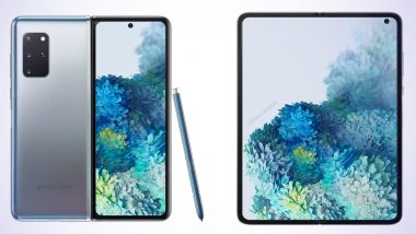 Samsung Galaxy Note 20 Series, Galaxy Fold 2 Likely To Be Launched on August 5; Expected Prices, Features & Specifications