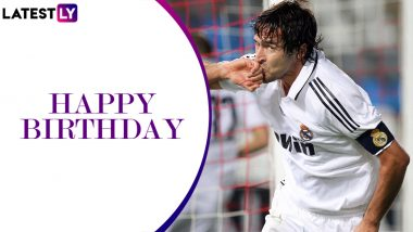 Raul Gonzalez Birthday Special: Top Five Goals From the Former Real Madrid and Schalke Superstar