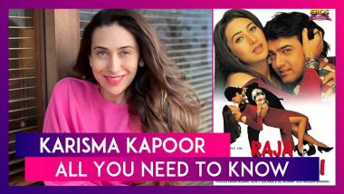 Karisma Kapoor Birthday: The Journey Of The Sexy Queen Of The '90s