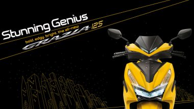 BS6 Honda Grazia 125 Scooter Launched in India at Rs 73,336; Prices, Features & Specifications