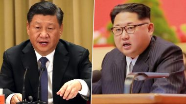 Kim Jong Un Mistaken For Xi Jinping by West Bengal BJP Workers as They Burnt His Effigy to Mark Angst Against China; Watch Video