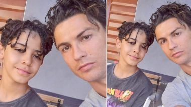 Cristiano Ronaldo Jr Celebrates 10th Birthday, Father CR7 and Georgina Rodriguez Wish Youngster on Special Day
