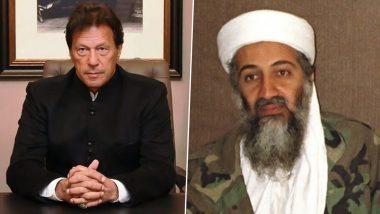 Imran Khan Calls Osama Bin Laden 'Martyr' in Pakistan National Assembly, Watch Video