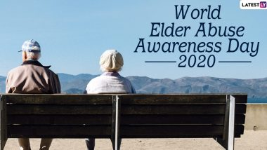 World Elder Abuse Awareness Day 2020 Quotes and HD Images: Share These Thoughtful Sayings and Slogans to Raise Voice Against Elder Abuse