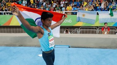 Mariyappan Thangavelu Birthday Special: Lesser-Known Facts About Indian Paralympic Gold Medalist