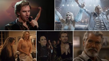 Eurovision Song Contest Trailer: Will Ferrell and Rachel McAdams Turn Icelandic Music Duo With an Ambitious Dream for This Comic Entertainer (Watch Video)