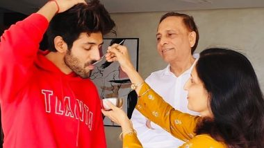 Here's How Kartik Aaryan Geared Up to Watch PM Narendra Modi's Address to the Nation