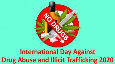 International Day Against Drug Abuse And Illicit Trafficking 2020: Theme, History and Significance of UN Designated Day