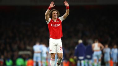 David Luiz Signs One-Year Contract Extension With Arsenal, Pablo Mari and Cedric Soares Make Loan Move Permanent