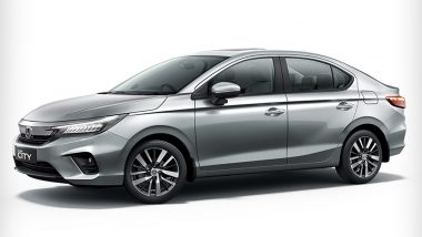 2020 Honda City To Be Launched in India on July 15, Check Expected Prices & Features
