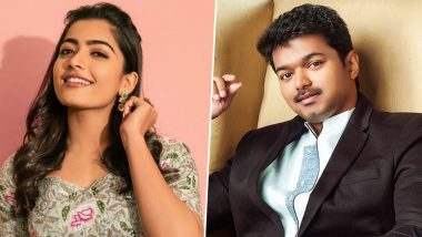 Rashmika Mandanna to Be Paired Opposite Vijay in Thalapathy 65?