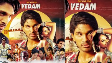 10 Years of Vedam: Allu Arjun, Anushka Shetty and Team Celebrate a Decade of Their Super Hit Film over Video Call