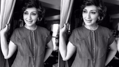 Sonali Bendre Sticks to Positivity Even When the Whole World Is in Chaos