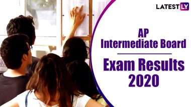 AP Intermediate Board Exam Result 2020 Declared at manabadi.co.in: Check BIEAP 1st, 2nd Year Marks Online at bieap.gov.in