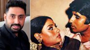Abhishek Bachchan Wishes Parents, Amitabh and Jaya Bachchan On Their 47th Year Of Togetherness With An Unseen Pic!