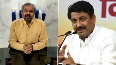 Adesh Kumar Gupta Replaces Manoj Tiwari As Delhi BJP President; Here's All About the New Chief of Party's Delhi Unit