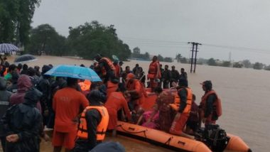 Almatti Dam in Karnataka Not Responsible For 2019 Floods in Kolhapur, Sangli: Maharashtra Govt Panel