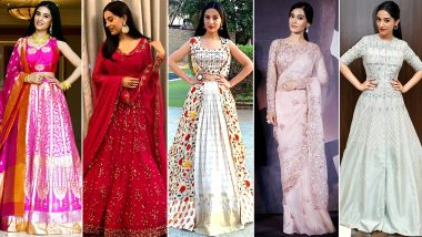 Amrita Rao, The Quintessential Girl Next Door Leaves a Little Sparkle Wherever She Goes!