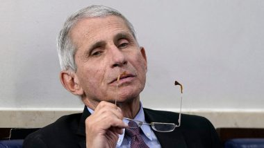 Dr Anthony Fauci Warns New Coronavirus Cases May Reach 1,00,000 Per Day in US