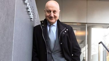 Anupam Kher Launches His Website After Completing 39 Years in the Industry, Says 'Can Proudly Say That God & People Have Been Kind' (View Post)