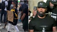 Jamie Foxx, Ariana Grande, Michael B Jordan and Other Celebs Who Joined Protests Over the Death Of George Floyd in US