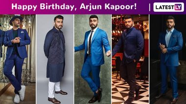 Arjun Kapoor Birthday Special: The Blue Eyed Boy Living by the Mantra, Do Well, Live Well and Dress Really Well!