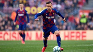 Arthur Melo Transfer News Latest Update: Juventus Agree Transfer Fee With Barcelona for Brazilian Midfielder