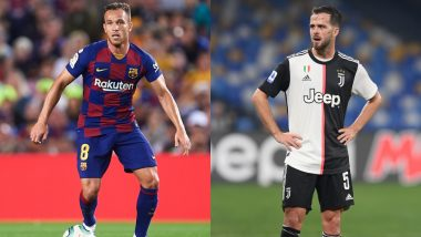 Juventus Transfer News Latest Update: Italian Champions Agree Player-Swap Deal With Barcelona Involving Miralem Pjanic and Arthur Melo