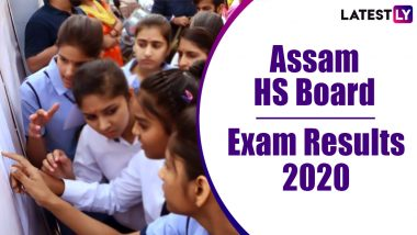 Assam HS Result 2020 Declared: AHSEC Class 12 Result For Arts, Commerce and Science Released Online at ahsec.nic.in