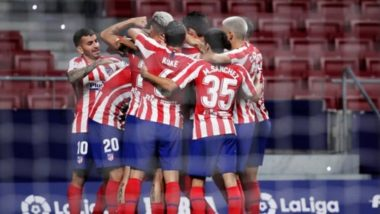 Atletico Madrid vs Sevilla, La Liga 2020–21, Free Live Streaming Online & Match in Indian Time: How to Get Live Telecast on TV & Football Score Updates in IST?