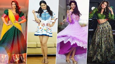 Avika Gor Birthday Special: Ethnic to Contemporary, This Balika Vadhu Actress' Style Is Chic All the Way (View Pics)