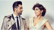 Tahira Kashyap Shares a Shirtless Picture of Ayushmann Khurrana, Jokes That His Clothes Are Drying (View Pic)