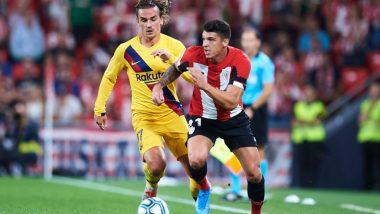 Barcelona vs Athletic Bilbao Head-to-Head Record: Ahead of La Liga 2019-20 Clash, Here Are Match Results of Last Five BAR vs ATH Football Games
