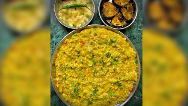 Bajre Ki Khichdi For Good Health: Here's The Recipe of This Nutritious Dish Prepared From Pearl Millet (Watch Video)