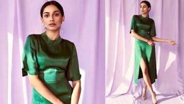 Banita Sandhu Is Lush Green Chic in This Throwback Photoshoot!