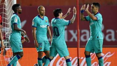 SEV vs BAR Dream11 Prediction in La Liga 2019–20: Tips to Pick Best Team for Sevilla vs Barcelona Football Match