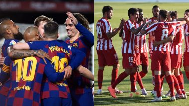 BAR vs ATL Dream11 Prediction in La Liga 2019–20: Tips to Pick Best Team for Barcelona vs Atletico Madrid Football Match