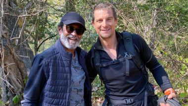 Bear Grylls Birthday: From Getting Peed On By Mel B To Making Rajinikanth Change a Flat Tyre, His 5 Best Moments With Celebs
