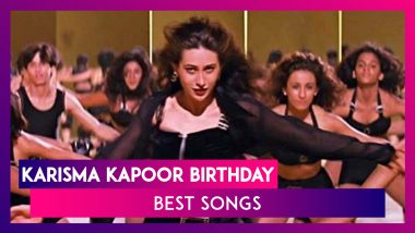 Karisma Kapoor Birthday: Le Gayi To Mobile Number, 5 Songs Where Lolo Danced Her Way To Our Hearts!