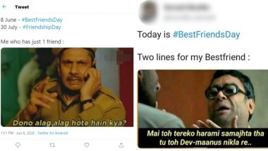On National Best Friends Day 2020, Share These Funny Memes and Laugh Together on Jokes That Define Every BFF Ever