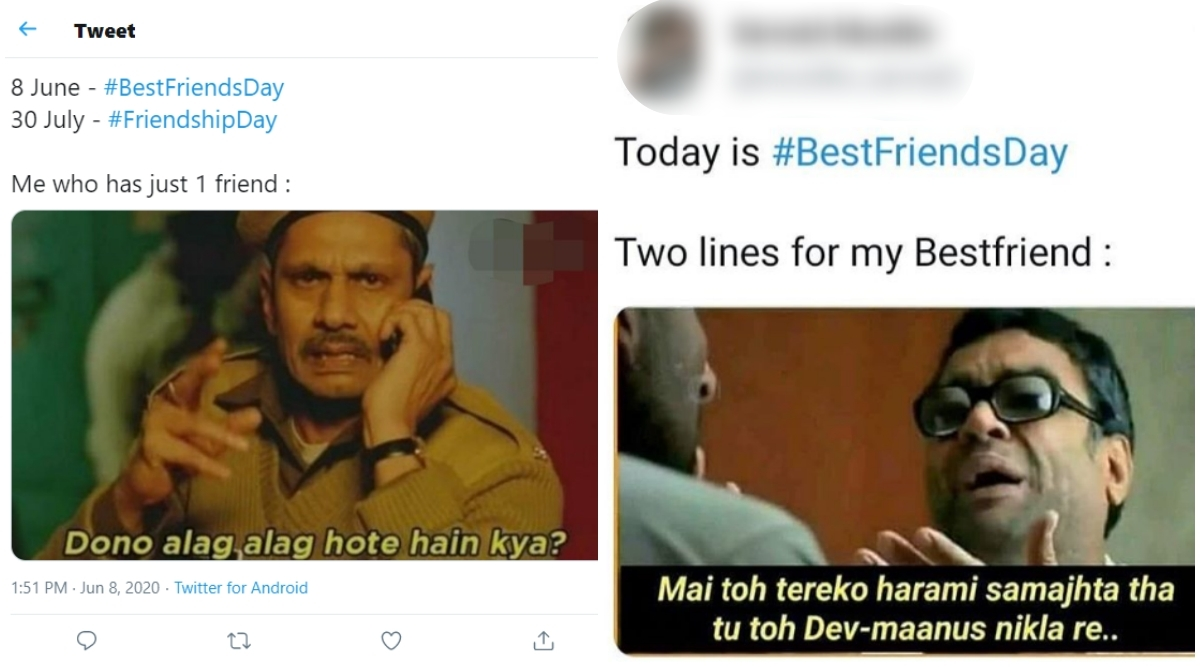 On National Best Friends Day 2020, Share These Funny Memes and Laugh  Together on Jokes That Define Every BFF Ever | 👍 LatestLY