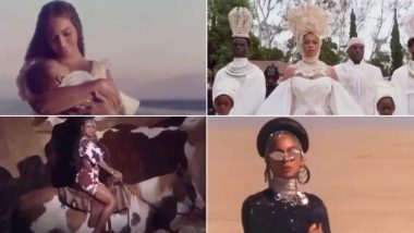 Black Is King Teaser: Beyonce Drops a Glimpse Of Her Upcoming Visual Album Set to Release on Disney Plus (Watch Video)