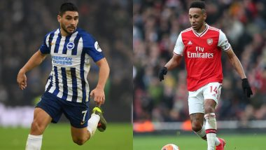 BHA vs ARS Dream11 Prediction in Premier League 2019–20: Tips to Pick Best Team for Brighton vs Arsenal Football Match