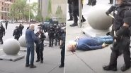 George Floyd Protests: Buffalo Police Suspends Two Cops Seen in Video Pushing 75-Year-Old Protester to The Ground
