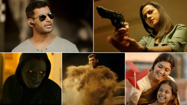 Chakra Trailer: Vishal Wages a War Against a Cyber Criminal In His Next Action Movie (Watch Video)