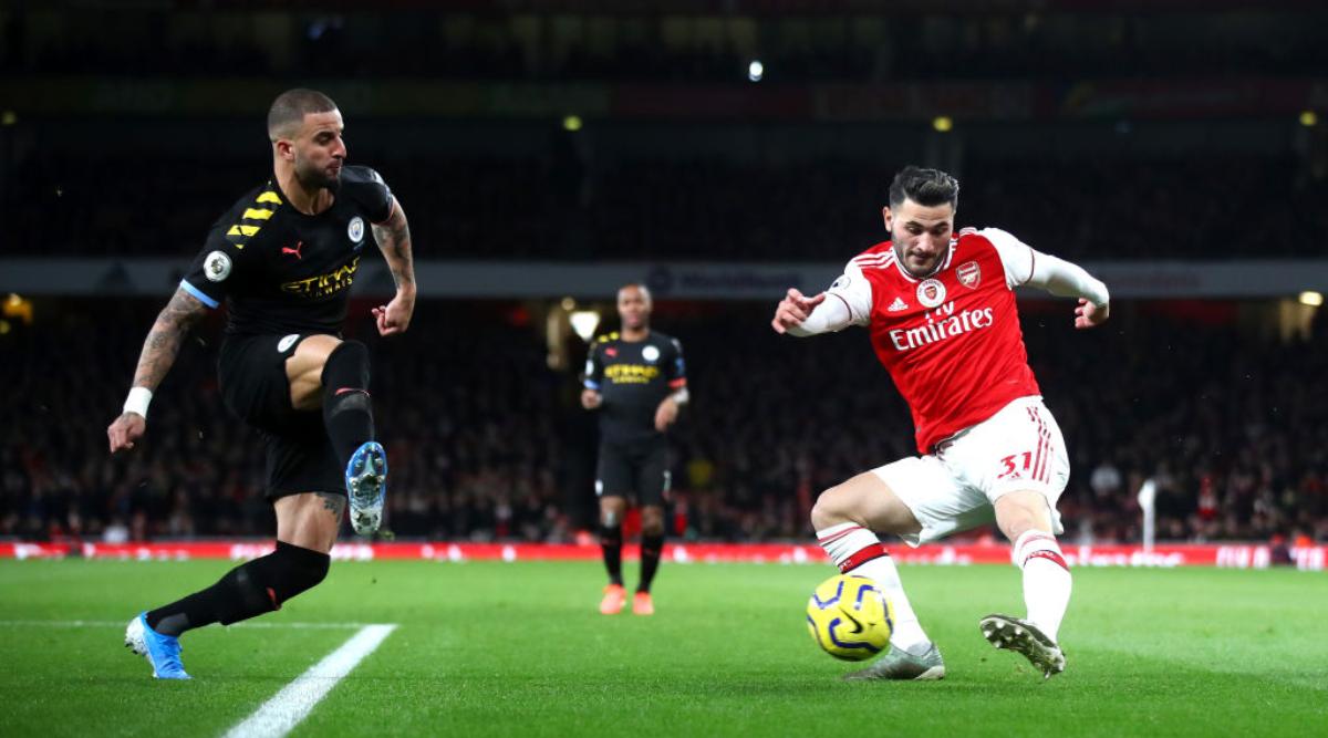 Football News | Manchester City vs Arsenal EPL 2019-20 ...