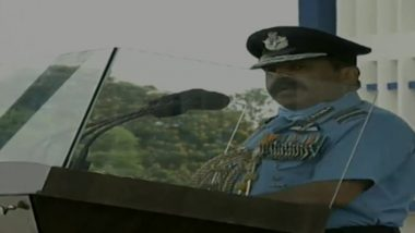 India-China Standoff: Won't Let Sacrifice at Galwan Valley Go in Vain, Says IAF Chief RKS Bhadauria