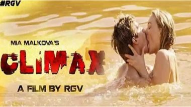 Climax Full Movie in HD Leaked on TamilRockers for Free Download and Watch Online; Ram Gopal Varma's Web Film Falls Prey to Piracy